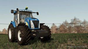 NEW Holland TG/T Series Edit for Farming Simulator 19