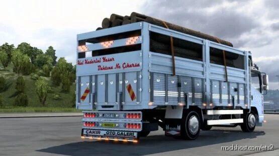 Isuzu NPR 2012 [1.40] for Euro Truck Simulator 2