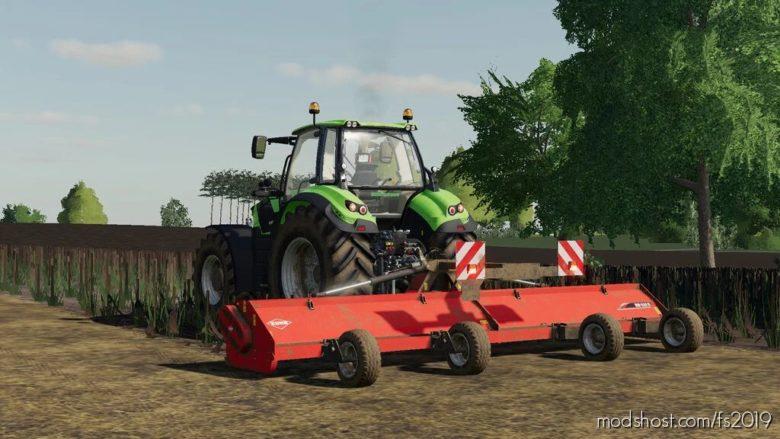 Kuhn RM 610 R for Farming Simulator 19