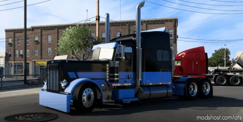 389 Longhood Final FIX Truck [1.40] for American Truck Simulator