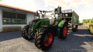 Fendt 714-724 Vario S4 Edit for Farming Simulator 19