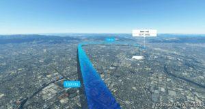 Itami Curve Landing Challenge (Rjoo Rwy14R, Osaka) V0.0.1 for Microsoft Flight Simulator 2020