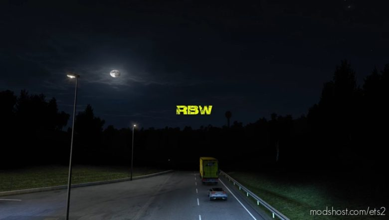 Realistic Brutal Weather Unforgiving V6.3 [1.40] for Euro Truck Simulator 2