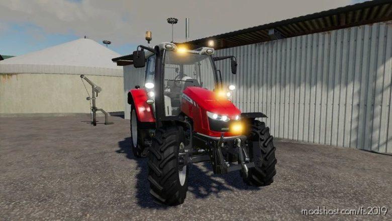 Massey Ferguson MF5600 for Farming Simulator 19