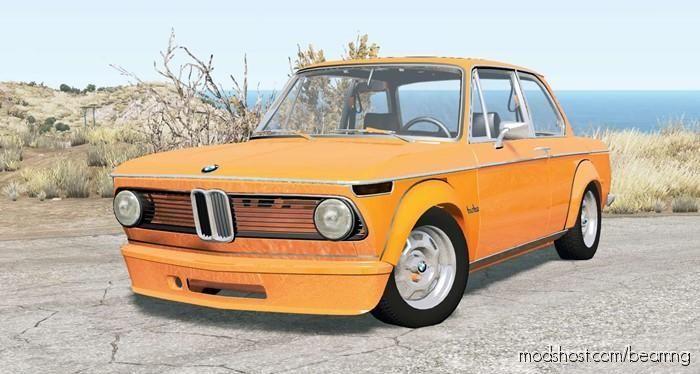 BMW 2002 Turbo (E20) 1974 for BeamNG.drive