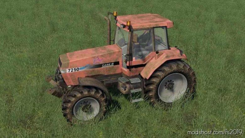 Case 7200 PRO Series Used for Farming Simulator 19