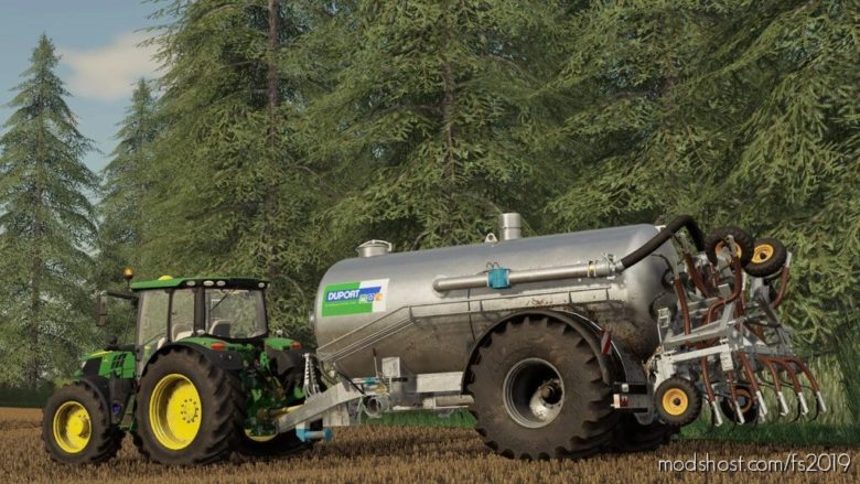 Joskin Terraflex 5200 13SHK2 for Farming Simulator 19