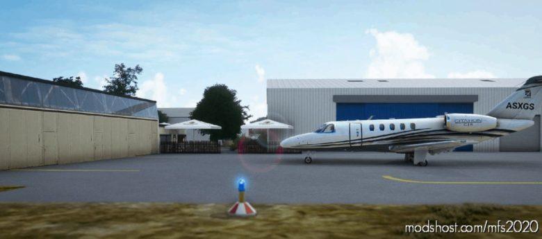 [Edli] Bielefeld Windelsbleiche V1.1 for Microsoft Flight Simulator 2020