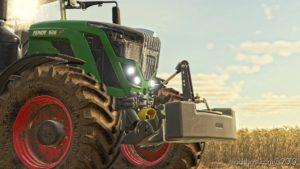 Fendt Weight 1250 – 2500KG V1.1 for Farming Simulator 19