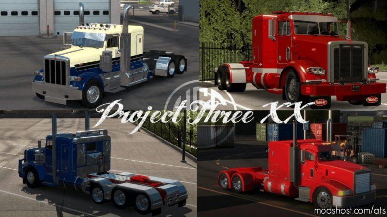 Project3Xx Truck V2.140 [1.40] for American Truck Simulator