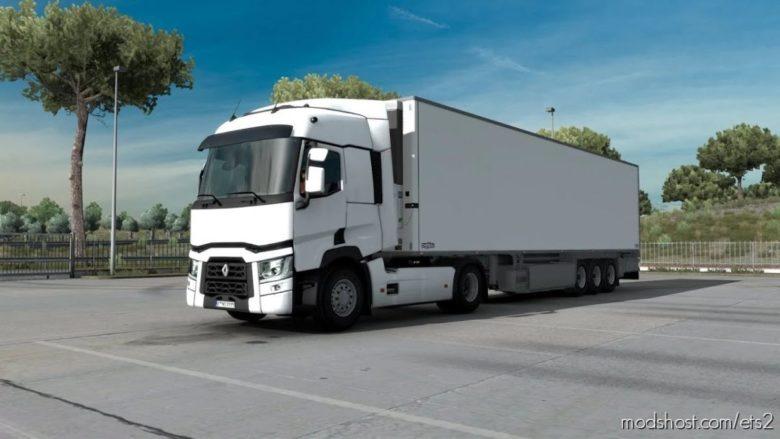 Renault Range T Sound Mod V1.3 [1.40] for Euro Truck Simulator 2