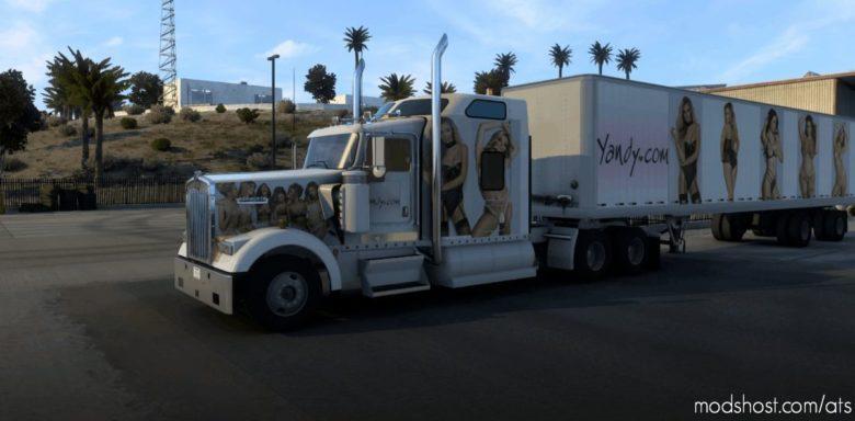 Yandy Skin for American Truck Simulator