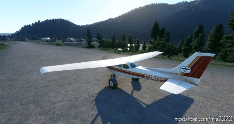 Cessna 172 Bush KIT for Microsoft Flight Simulator 2020