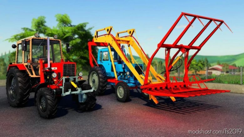 MTZ Pack for Farming Simulator 19