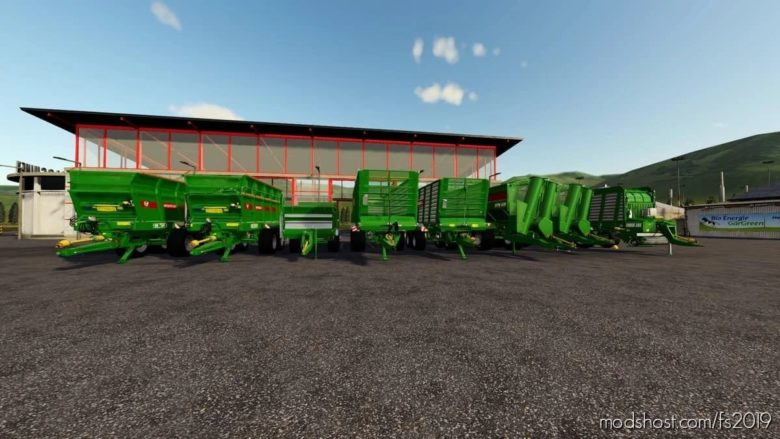 Bergmann Pack for Farming Simulator 19