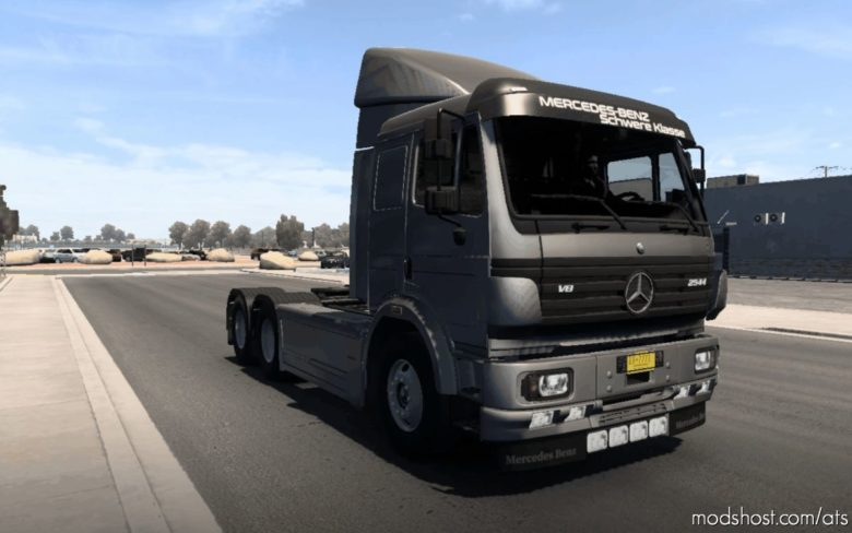 Mercedes-Benz SK Truck [1.40] for American Truck Simulator
