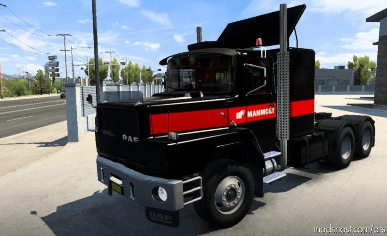DAF NTT Truck [1.40] for American Truck Simulator