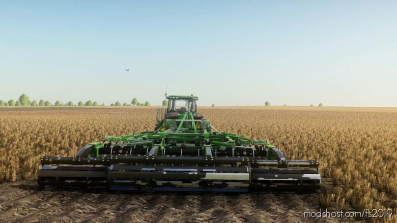 John Deere 2730 Plow for Farming Simulator 19