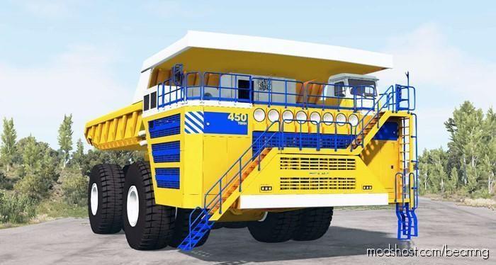 Belaz 75710 V1.3 for BeamNG.drive