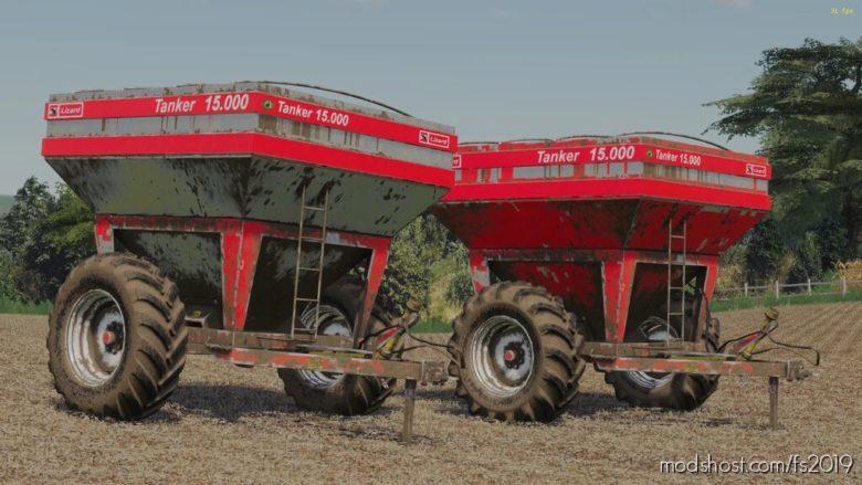 Lizard Tanker for Farming Simulator 19