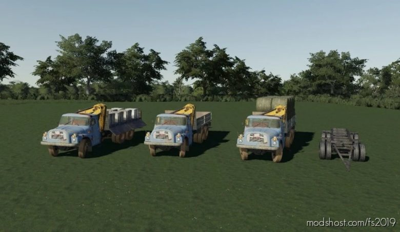 PD Velka ZEM Pack for Farming Simulator 19