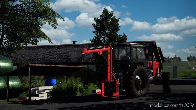Bigbag Lifter for Farming Simulator 19