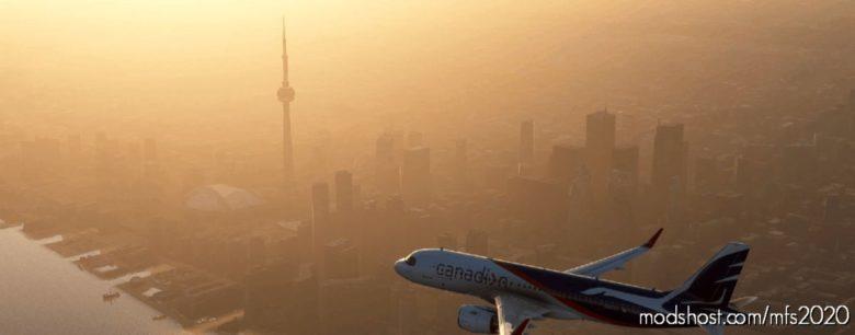 Canadian Airlines (Modernized Livery) | FBW A32NX for Microsoft Flight Simulator 2020