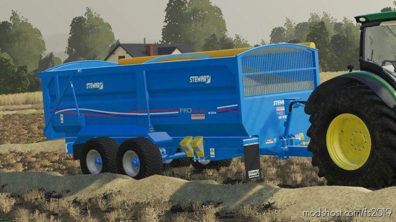 Stewart PS18-23H for Farming Simulator 19