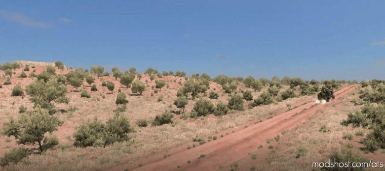 Australia Map [1.40] for American Truck Simulator