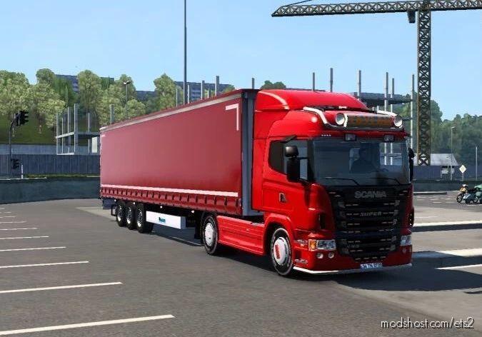 Krone Profiliner NEW for Euro Truck Simulator 2