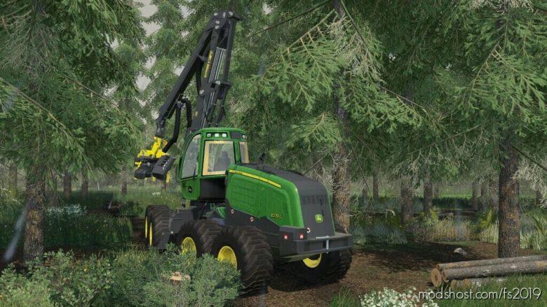 John Deere 1270 G Series V1.0.0.1 for Farming Simulator 19