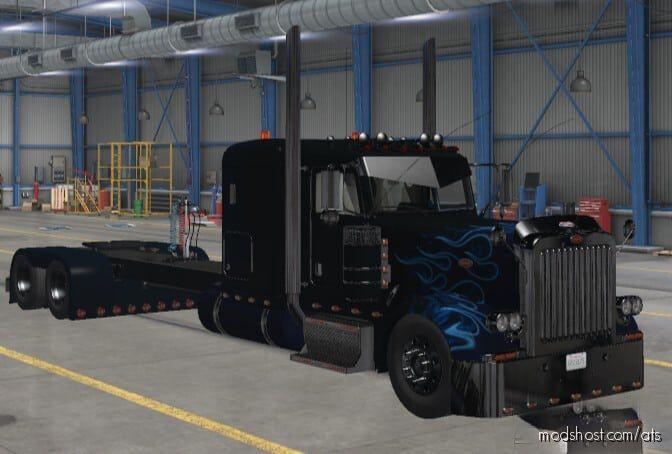 Peterbilt 389 Custom Truck [1.40] for American Truck Simulator