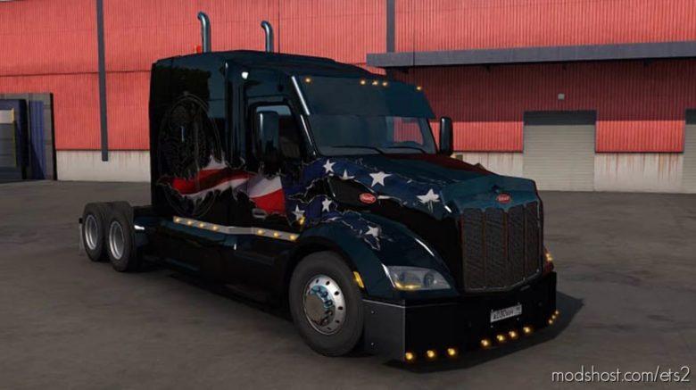 Peterbilt 579 Custom [1.40] for Euro Truck Simulator 2