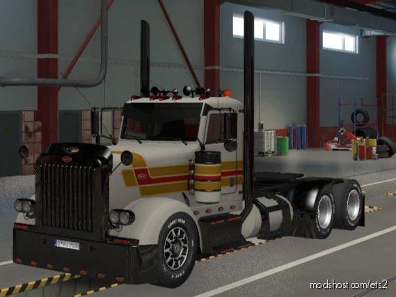 Peterbilt 389 Custom [1.40] for Euro Truck Simulator 2
