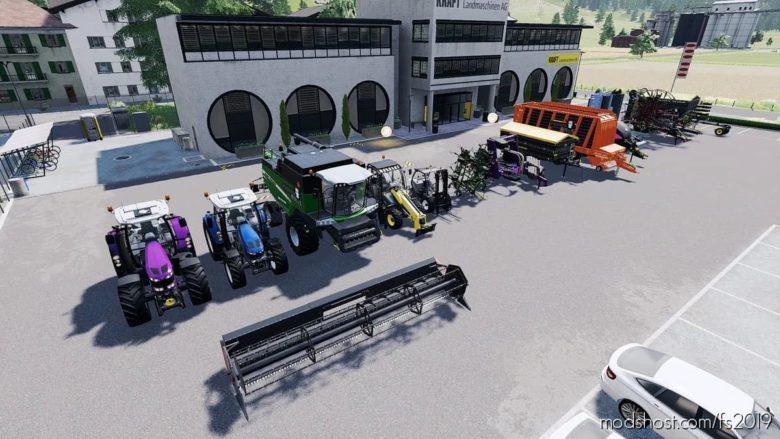 Farmer Folks Starter Modpack for Farming Simulator 19