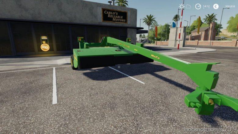John Deere 956 Moco for Farming Simulator 19