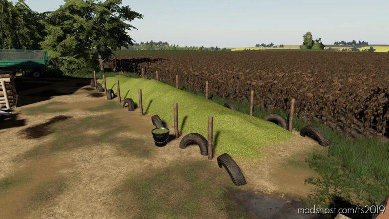 Polish Silage Silos for Farming Simulator 19
