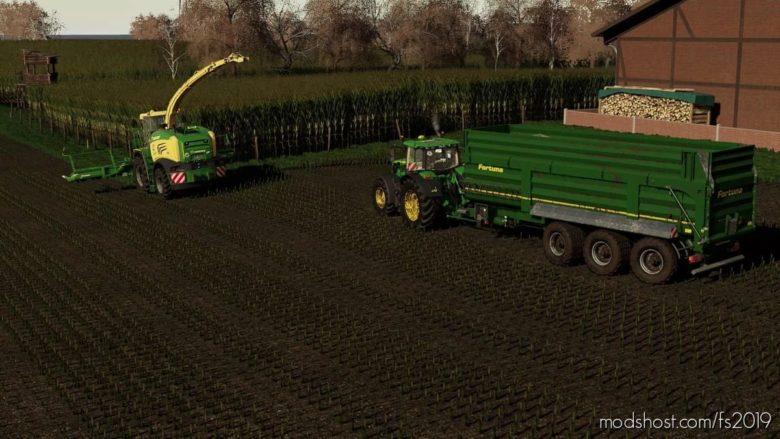 Fortuna FTM 300.9 V1.0.1 for Farming Simulator 19