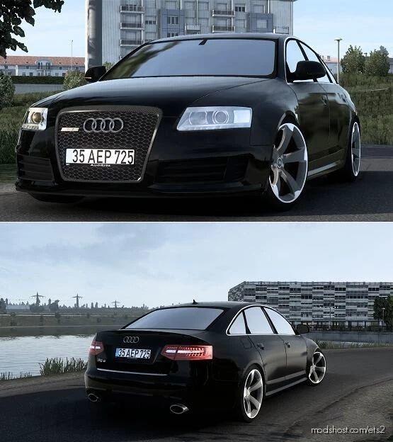 Audi RS6 C6 V2.0 for Euro Truck Simulator 2