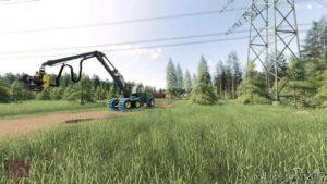 Toivila Forest Map for Farming Simulator 19