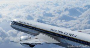Royal Thai AIR Force Boeing 787 for Microsoft Flight Simulator 2020