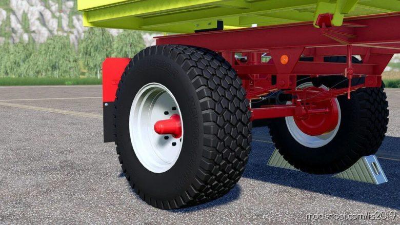 Bandenmarkt Tires (Prefab) for Farming Simulator 19