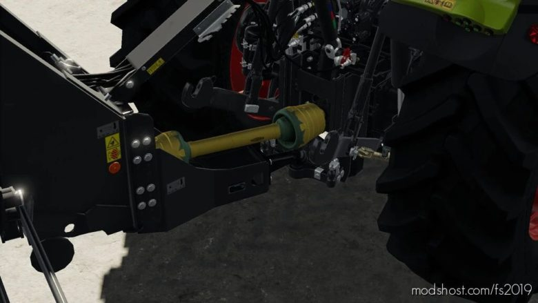 Walterscheid Power Take Offs (Prefab) for Farming Simulator 19