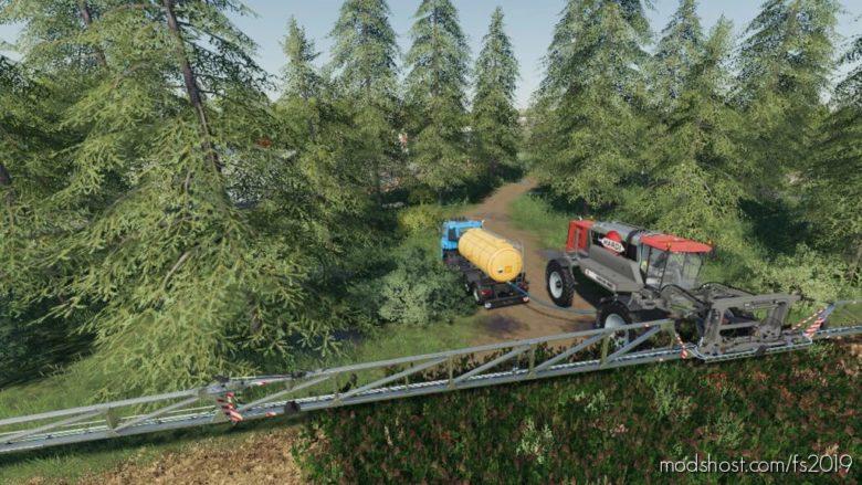 Pack Tatra E6 for Farming Simulator 19