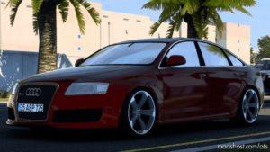 Audi RS6 C6 V2 [1.40] for American Truck Simulator