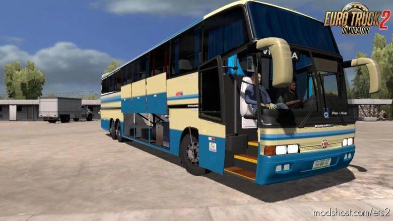 Marcopolo GV 1150 MB [1.40] for Euro Truck Simulator 2