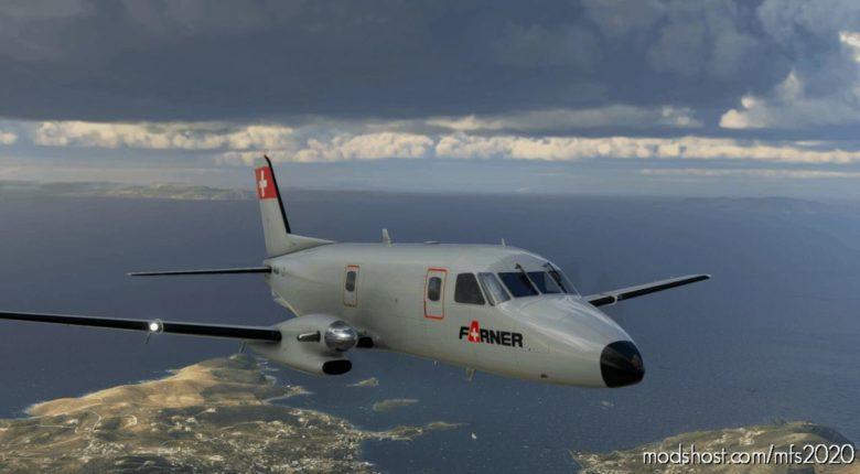 Emb-110P1F Farner AIR Transport Hb-Lqe for Microsoft Flight Simulator 2020
