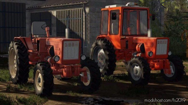Wladymirec T30-A80 for Farming Simulator 19