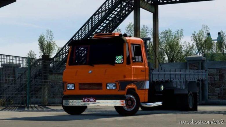 Mercedes-Benz 608 [1.40] for Euro Truck Simulator 2