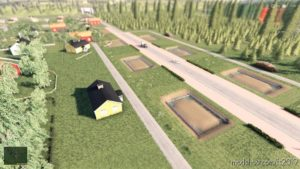 Swamp Forest Village for Farming Simulator 19